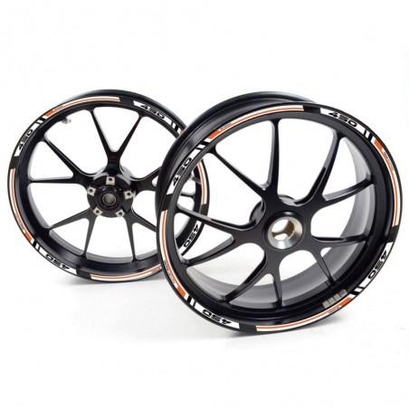 Sticker rim wheel 690 Supermoto R White