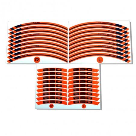 Pegatina llanta Hypermotard 939 Rojo